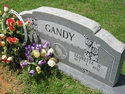 Cecil Ray Gandy, Sr