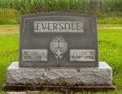 Bessie Ann <i>Parrish</i> Eversole