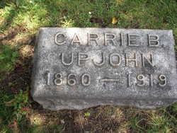 Carrie <i>Barnes</i> Upjohn