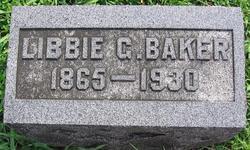 Libbie G Baker