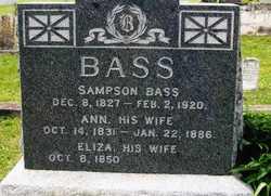 Ann <i>Rogers</i> Bass