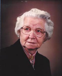 Mabel Imogene <i>McWherter</i> Farnworth