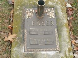 George Elbert Leaser