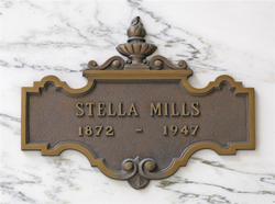 Stella <i>Allyn</i> Mills
