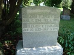 Eleanor F <i>Eyman</i> Averitt