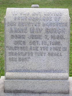 Annie May Burch