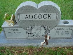 Barbara Jean <i>Wicker</i> Adcock