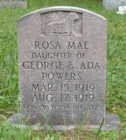 Rosa Mae Powers