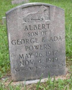Albert Powers