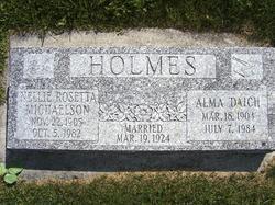 Alma Daich Holmes