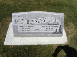 Clara Alice <i>Dinsmore</i> Beesley