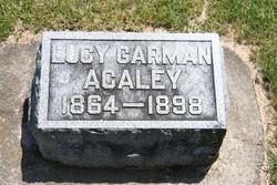 Lucy <i>Garman</i> Acaley