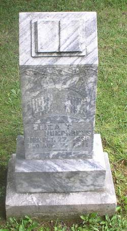 Eliza T <i>Curtiss</i> Humphreys