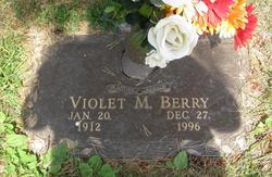 Violet M. Berry