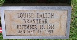 Louise <i>Dalton</i> Brashear