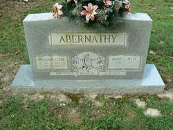 William Clyde Abernathy