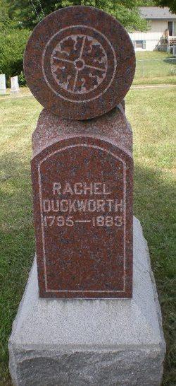 Rachel <i>Hibbs</i> Duckworth