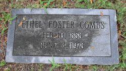 Ethel <i>Foster</i> Combs