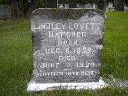 Lindley Lovett Hatcher