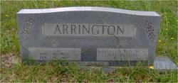 Kathleen May <i>West</i> Arrington