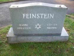 Rabbi Abraham Feinstein