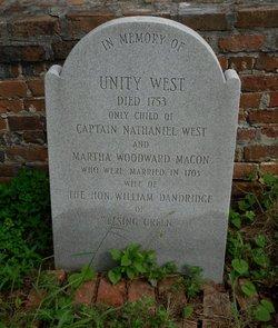 Unity <i>West</i> Dandridge