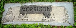 Wilma F <i>Hayden</i> Morrison