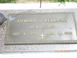Edward L Albright