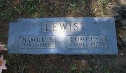 Dorothy I Lewis