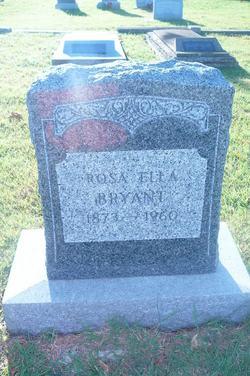 Rosa Ella <i>Debow</i> Bryant