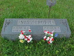 Effie Margaret <i>Rhodes</i> Nesselrotte
