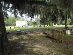 Columbia Primitive Baptist Church Cemetery