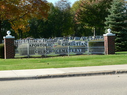 Morton Apostolic Christian Church Cemetery