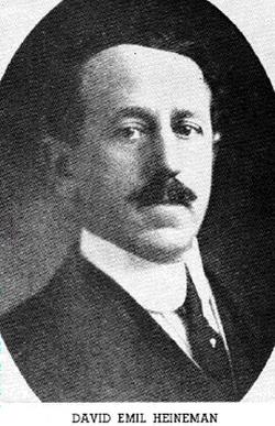 David Emil Heineman