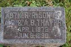 Arthur Rison Thayer, Jr