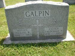 Frederick Pardy Galpin