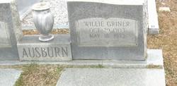 Willie <i>Griner</i> Ausburn