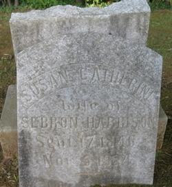 Susan Catherine <i>Phillips</i> Harrison