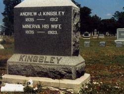 Andrew Jackson Kingsley