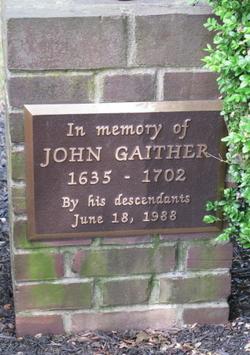 Capt John Gaither, III