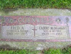 Frederick A Cornwell
