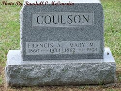 Francis A Coulson