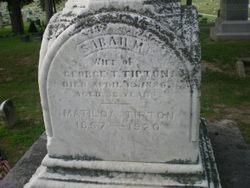 Matilda T Tipton