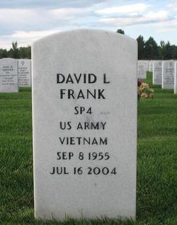 David L Frank