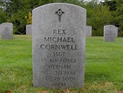 Rex Michael Cornwell