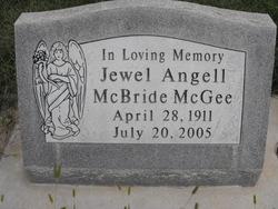 Jewel <i>Angell McBride</i> McGee