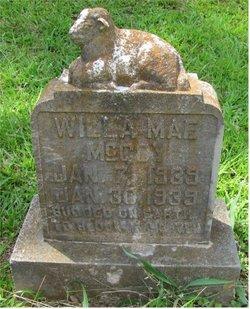 Willa Mae McCoy