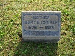 Mary Etta <i>Pilkington</i> Croyle