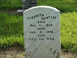 Anna Elizabeth <i>Small</i> Lee