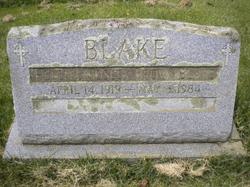 Helen Lindsley <i>Brown</i> Blake